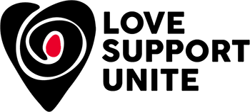 Love Support Unite Logo